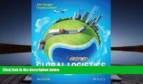 Popular Books] Global Logistics Management (1st Edition