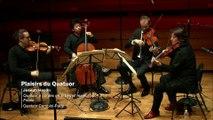 Haydn : Quatuor à cordes en si bémol majeur op. 1 n° 1 - Finale par le Quatuor Cambini