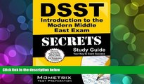 Audiobook  DSST Introduction to the Modern Middle East Exam Secrets Study Guide: DSST Test Review
