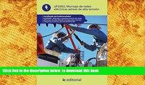 READ book  MONTAJE DE REDES ELECTRICAS AEREAS DE ALTA TENSION (AJUS AL CERT PROF  FREE BOOK ONLINE