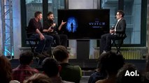 Robert Eggers and Ralph Ineson On  The Witch    AOL BUILD   AOL BUILD