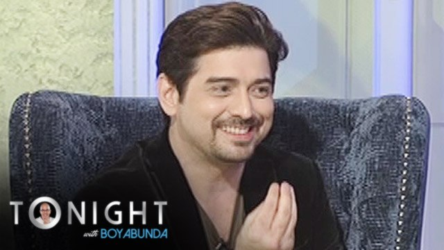 TWBA: Ian reveals he has a stage freight