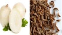 वीर्य गाढ़ा करने के लिए सफ़ेद प्याज और अजवायन Premature Ejaculation remedies