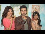 Ranbir Kapoor, Priyanka Chopra And Ileana D'Cruz Promote 'Barfi!' On Indian Idol