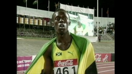 How Usain Bolt and Jamaica came to rule the world