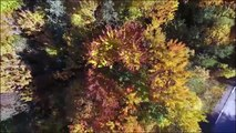 Clip : Les Alpes du Sud by drone pour rendre hommage à Georges Michael