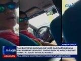 Saksi: Taxi driver na na-videohan na sinisigawan ang pasahero, sinampahan na ng reklamo