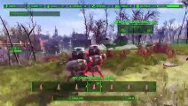 Fallout4 gran sactuary sin limites ,  unlimited city