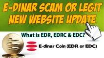E-Dinar to E-DinarCoin Update September 2016 - E-Dinar Urdu Presentation - E-Dinar Scam or Legit