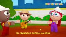 Pai Francisco - Marcha Soldado [DVD Cantigas de Roda]
