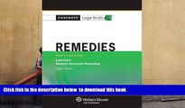 READ book  Casenotes Legal Briefs: Remedies Keyed to Laycock 4th Edition (Casenote Legal Briefs)