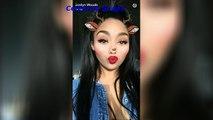 Jordyn Woods Snapchat Stories December 26th 2016 _ Celebrity Snaps