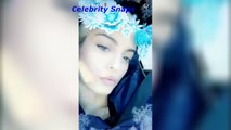 Bebe Rexha Snapchat Stories December 26th 2016 _ Celebrity Snaps