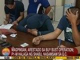 UB: Magpinsan, arestado sa buy-bust operation sa QC