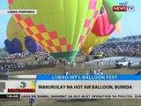 BT: Hot air balloons na may iba't ibang disenyo, tampok sa 2016 Int'l Balloon Festival
