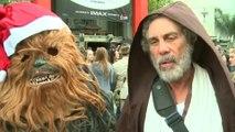 """""""La force est avec toi, Carrie"""": les fans réagissent à la mort de Carrie Fisher"""