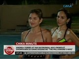 """Andrea Torres at Ina Raymundo, nag-swimsuit showdown sa isang eksena ng """"The Millionaire's Wife"""""""