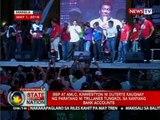 SONA: BSP at AMLC, kinuwestyon ni Duterte kaugnay sa paratang ni Trillanes sa kanyang bank accounts