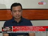 Sen. Antonio Trillanes IV, iginiit na may mga ari-ariang hindi nakadeklara ang mga anak ni Duterte