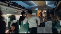 Train to Busan MOVIE CLIP - Zombies on the Train (2016) Korean Zombie Horror Movie HD