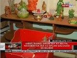 QRT: Sibat, piano, drum set at iba pa, nasabat sa ika-32 Oplan Galugad sa Bilibid