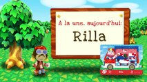 Animal Crossing׃ New Leaf - Welcome amiibo - Rilla (Nintendo 3DS)