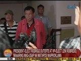 UB: President-elect Duterte at VP-elect Robredo, maaaring mag-usap na matapos maiproklama