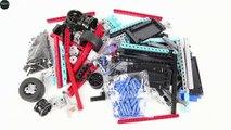 Lego Technic: Lego Drag Racer - Lego Building Guide/ Guide de construction Lego
