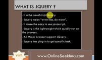 JQuery Tutorials with html and css in Urdu-Hindi part 1