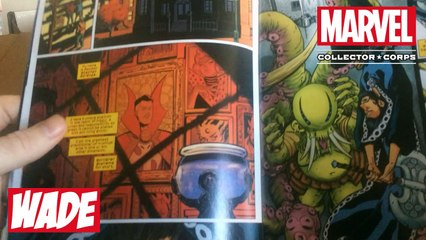 [Marvel-Collector-Corps] Octobre 2016 - Dr Strange