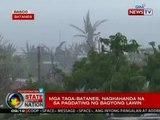 SONA: Iba't ibang probinsiya sa Northern Luzon, naghahanda na para sa bagsik ng Bagyong Lawin