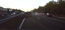 L'Autopilot de Tesla avait prédit que cet accident allait se produire !