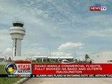 SONA: President-elect Duterte, biyaheng Metro Manila na para sa kanyang inagurasyon bukas