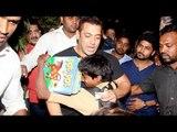 Salman Khan Birthday Celebration 2016: Crazy FANS Wish Sultan Happy 51st Birthday