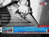 Dalawang sangkot umano sa iligal na droga, patay matapos daw makipagbarilan sa mga pulis