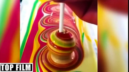 Candy And Cake The Best Satisfying Video 2016