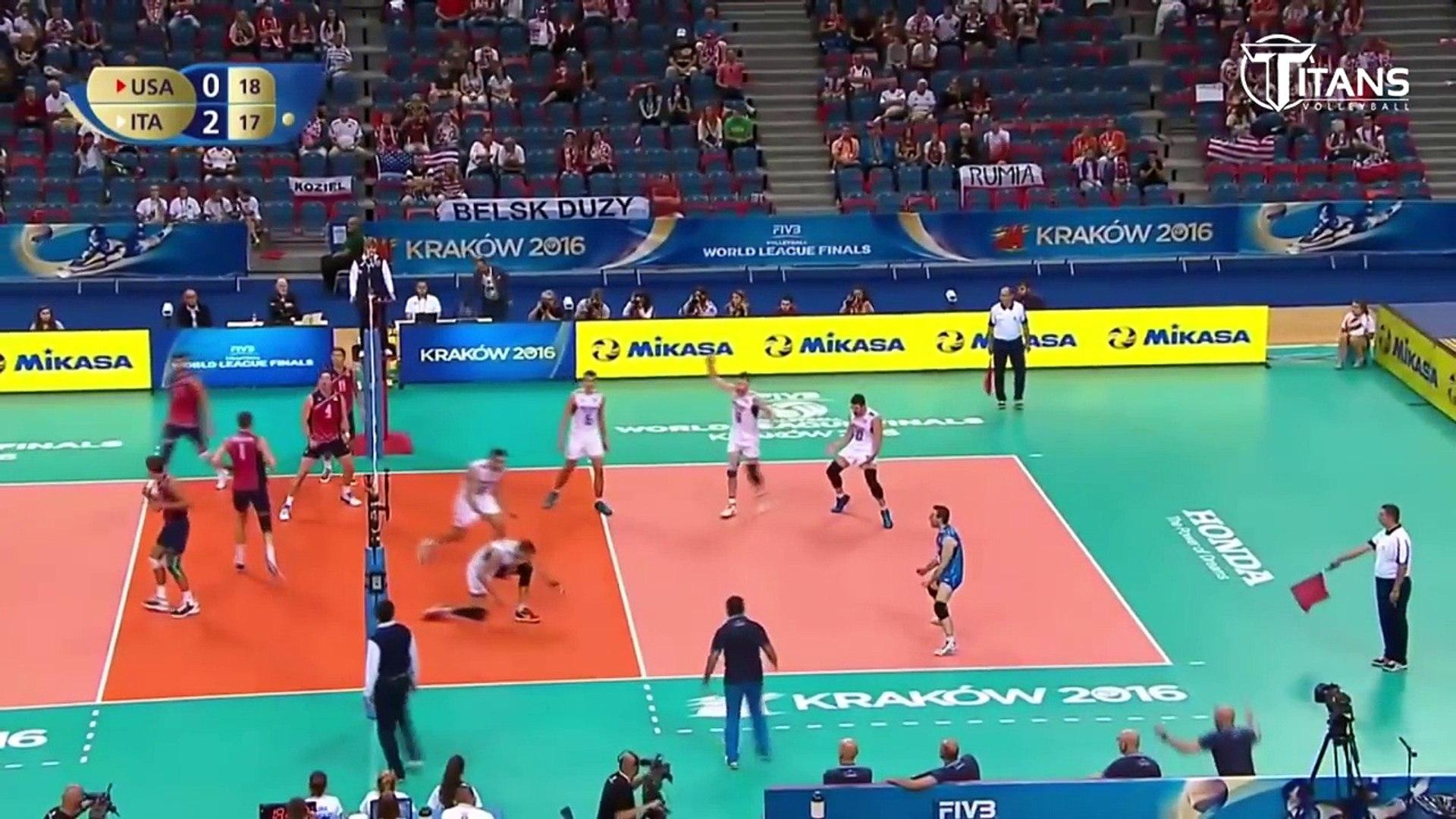 Top 10 MONSTER Blocks of All Time Volleyball - Лучшие 10 блоков в волейболе за все времена