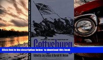 BEST PDF  Guide to the Battle of Gettysburg (U.S. Army War College Guides to Civil War Battles)