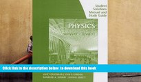 READ book  Study Guide with Student Solutions Manual, Volume 2 for Serway/Jewett s Physics for