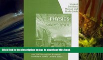 EBOOK ONLINE  Study Guide with Student Solutions Manual, Volume 2 for Serway/Jewett s Physics for