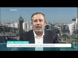 TRT World: Tunisian National Dialogue Quartet Wins Nobel Peace Prize