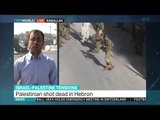 TRT World: Israel-Palestine tensions, Muhannad Alami reports from the Occupied West Bank