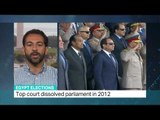 TRT World: Interview with Ahmed Morsy about Egyptian parliamentary elections