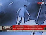 QRT: Army reservist na suspek sa pagpatay sa siklista sa Quiapo, Maynila, nahuli sa Masbate