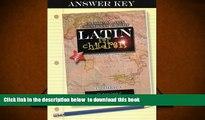 FREE DOWNLOAD  Latin for Children, Primer A Key (Latin for Children) (Latin for Childred)  FREE