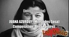 Mercedes Sosa - Juana Azurduy (karaoke) - Videokar