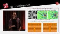 Conférence invisibilité à la cité des sciences