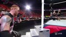 4 May 2015 Raw - WWE Hall of Famer Bret Hart introduces John Cena's next