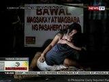BT: Pedicab driver na pinatay dahil sangkot umano sa droga, nailibing na