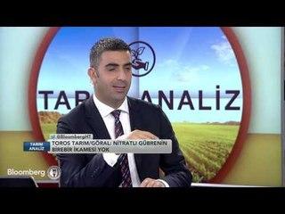 Tarım Analiz | Kimyevi Gübre | 31 Ağustos 2016